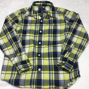 Gaps Kids button down shirt size 8/9